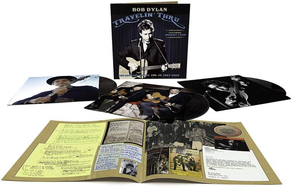 Travelin' thru, 1967-1969: The bootleg series V.15