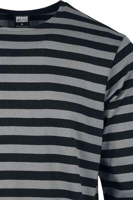 Regular Stripe Longsleeve pitkähihainen paita