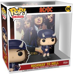 Highway To Hell (Pop! Albums) Vinyl Figur 09