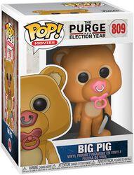 The Purge Election Year - Big Pig Vinyl Figure 809 (figuuri)
