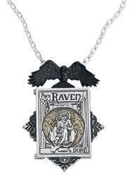 Poe's Raven Locket