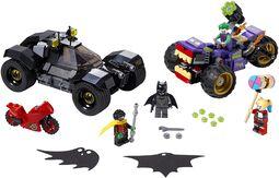 76159 - Joker's Trike Chase