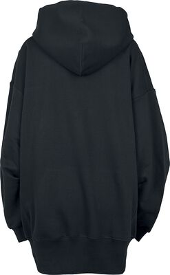 Ladies Long Oversize Hoody huppari