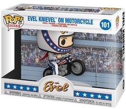 Evel Knievel Evel Knievel (Pop! Rides) Vinyl Figure 101 (figuuri)