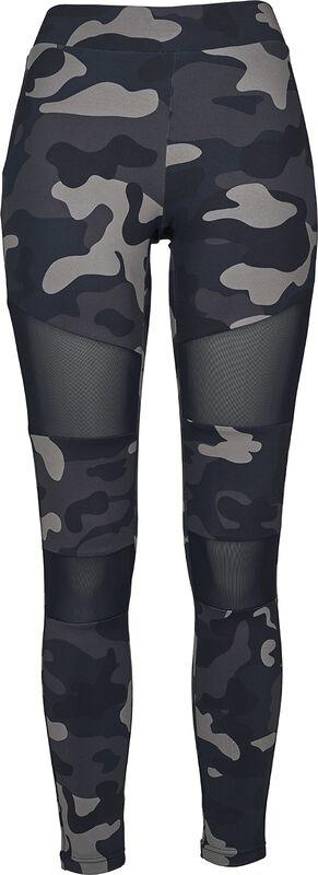 Ladies Camo Tech Mesh Leggings leggingsit
