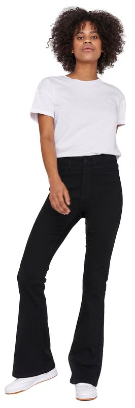 Sallie High Waist Flare Jeans