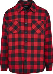 Padded Check Flannel Shirt ruutupaita