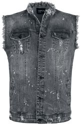 Destroyed Vest
