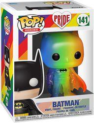 Pride 2020 - Batman (Rainbow) Vinyl Figure 141 (figuuri)