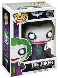 The Dark Knight Trilogy - The Joker Vinyl Figure 36 (figuuri)
