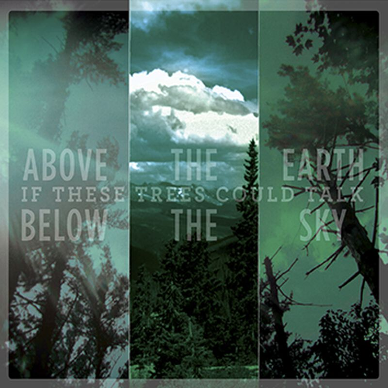 Above the earth, below the sky