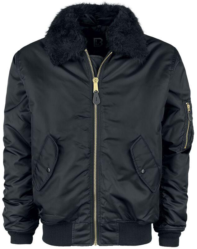 MA2 Fur Jacket pilottitakki