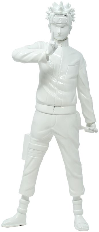 Shippuden - The Will of Fire - The Epic Ninja Statue White