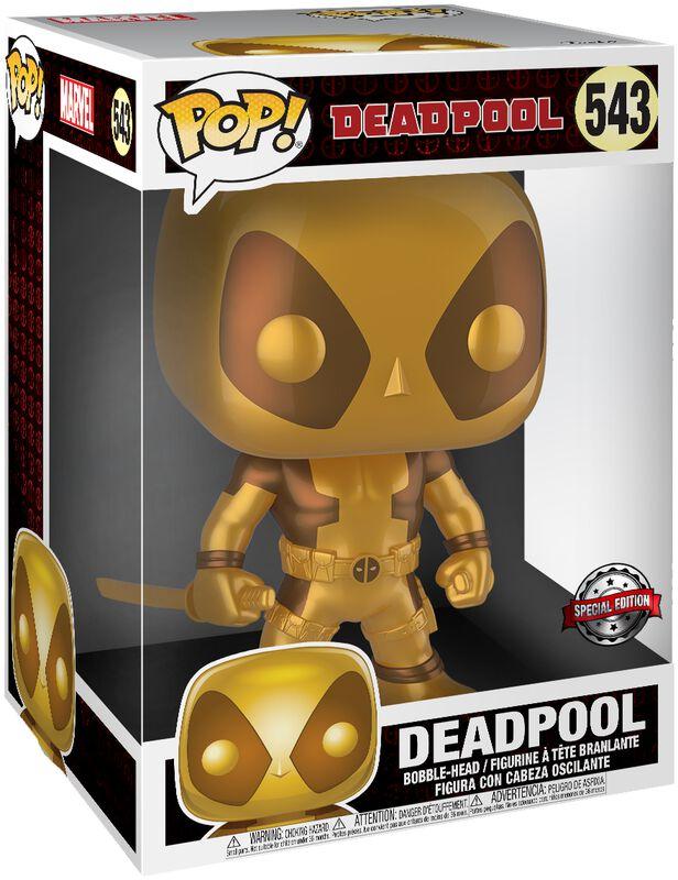 Deadpool (Life Size) Vinyl Figure 543 (figuuri)