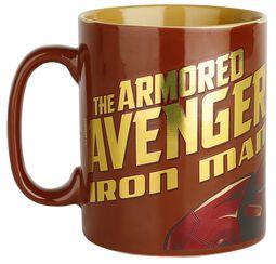 The Armored Avenger