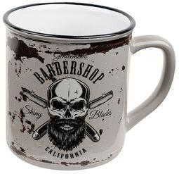 Pääkallo Barber Skull