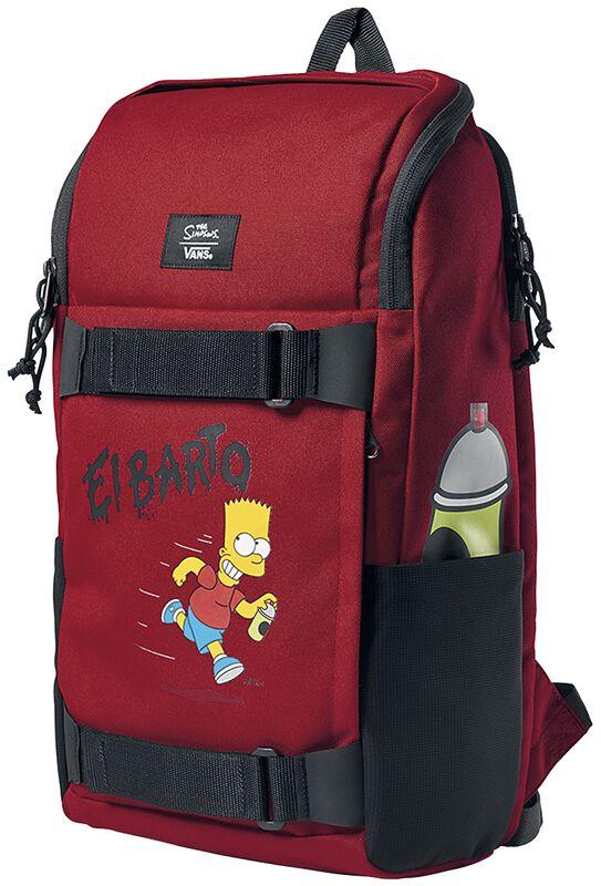 The Simpsons - Obstacle Skatepack - El Barto