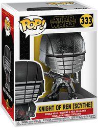 Episode 9 - The Rise of Skywalker - Knight of Ren (Scythe)  (Chrome) Vinyl Figure 333 (figuuri)