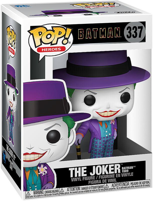 Batman 1989 - The Joker (Chase-mahdollisuus) Vinyl Figure 337 (figuuri)