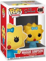 Maggie Simpson Vinyl Figure 498 (figuuri)