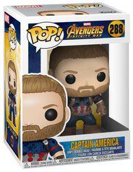 Infinity War - Captain America Vinyl Figure 288 (figuuri)