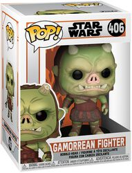 The Mandalorian - Gamorrean Fighter Vinyl Figure 406 (figuuri)