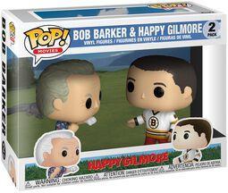 Happy Gilmore Bob Barker & Happy Gilmore Vinyl Figure (figuuri)