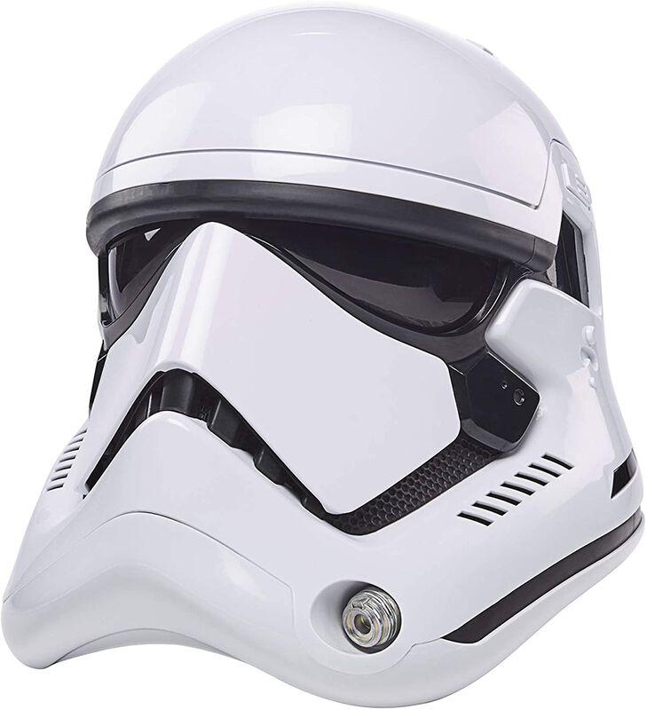 The Black Series - First Order Stormtrooper - elektroninen kypärä