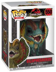 Dilophosaurus (Chase-mahdollisuus) Vinyl Figure 550 (figuuri)