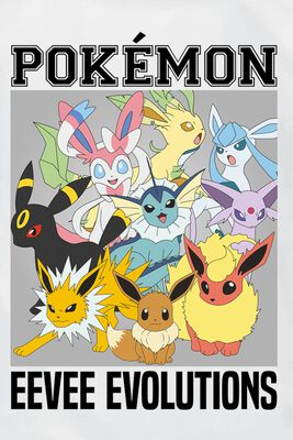 Eevee Evolution