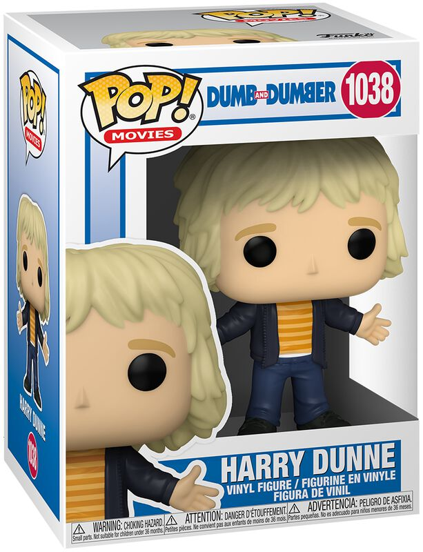 Harry Dunne Vinyl Figure 1038 (figuuri)