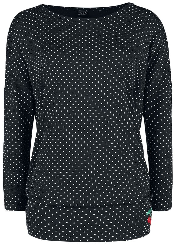 Little Dots Loose Longsleeve