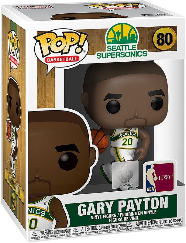 Seattle SuperSonics - Gary Payton Vinyl Figure 80 (figuuri)