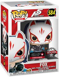 Persona 5 Fox Vinyl Figure 584 (figuuri)