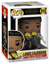 Episode 9 - The Rise of Skywalker - Lando Calrissian Vinyl Figure 313 (figuuri)