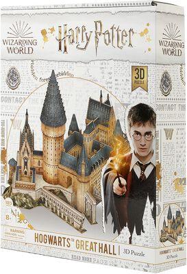 Hogwarts - Great Hall (3D-palapeli)