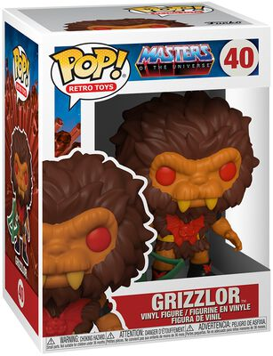 Grizzlor Vinyl Figure 40 (figuuri)