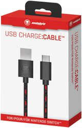 USB Charger:Cable - Nintendo Switch
