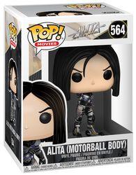 Alita: Battle Angel (figuuri) Alita (Motorball Body) Vinyl Figure 564 (figuuri)