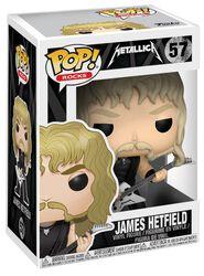 James Hetfield Rocks Vinyl Figure 57 (figuuri)