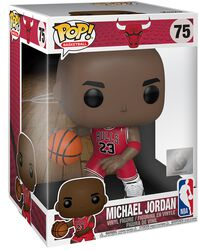 Chicago Bulls - Michael Jordan (Jumbo Pop!) Vinyl Figure 75 (figuuri)