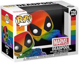 Pride 2020 - Deadpool (Rainbow) Vinyl Figure 320 (figuuri)