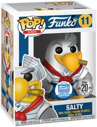 Fantastik Plastik - Salty (Funko Shop Europe) Vinyl Figure 11 (figuuri)