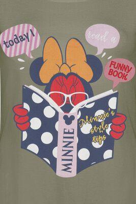 Minni Hiiri Today I read a funny book