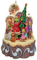 Grinch Carved By Heart