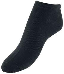 No Show Socks - 5 kpl setti