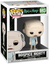 Season 4 - Hospice Morty Vinyl Figur 693