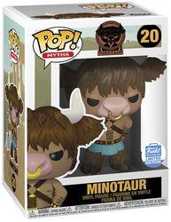 Myths - Minotaur (Funko Shop Europe) Vinyl Figure 20 (figuuri)