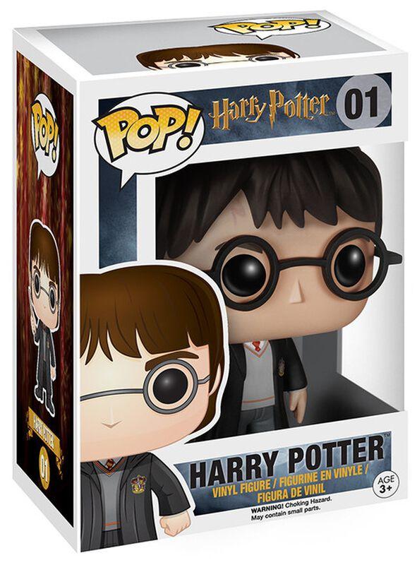 Harry Potter Vinyl Figure 01 (figuuri)