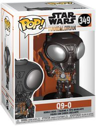 The Mandalorian - Q9-0 Vinyl Figure 349 (figuuri)